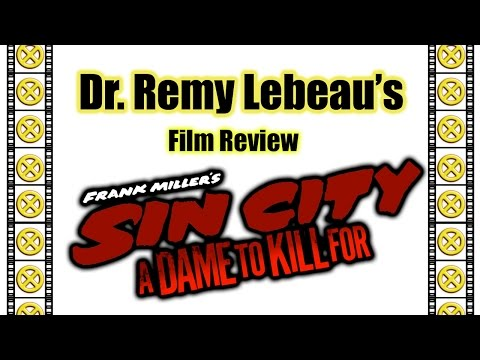 Sin City - A Dame to Kill For - Spoiler Free - Film (Movie) Review