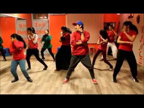Aga Bai aiyyaa remix |rani Mukherji Choreographed By The Dance Mafia 95019-15609 video
