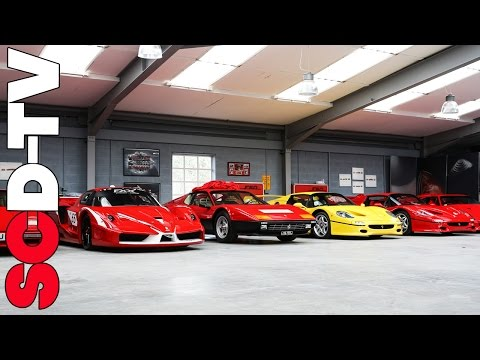 Members Collection insight - FXX, F40, F50 +++