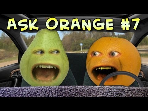 Annoying Orange - Ask Orange #7: FUS RO DAH!