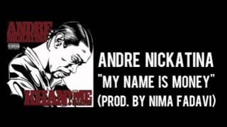 Watch Andre Nickatina My Name Is Money video