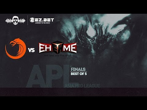 [DOTA 2 LIVE PH] TnC Predator VS EHOME |Bo5|Asia Pro League GRAND FINALS