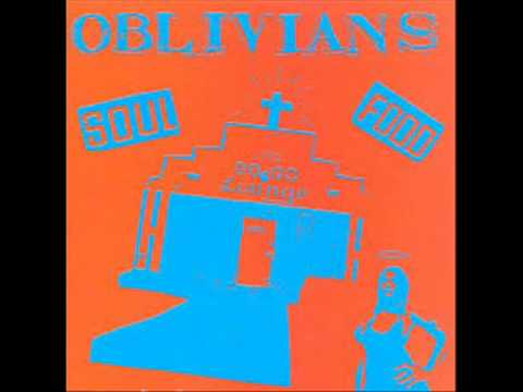 OBLIVIANS - soul food - FULL ALBUM
