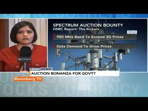 Countdown: Auction Bonanza For Government?