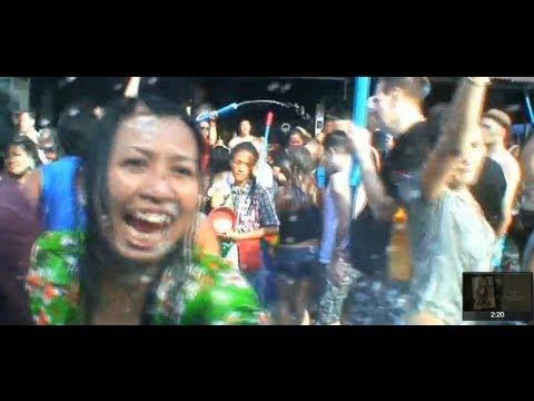 2011 Songkran festival Pattaya