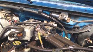 degreasing ford 300 engine