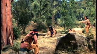 Daniel Boone   3x10 The Enchanted Gun Dual