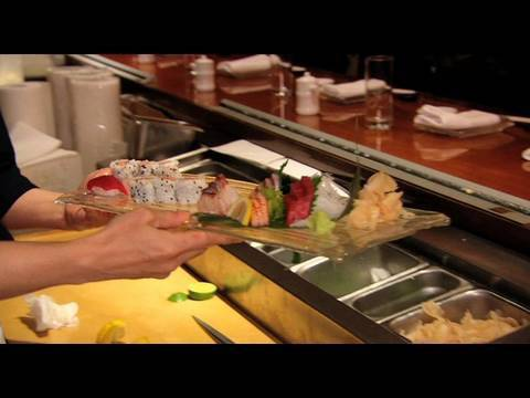 Hook, Line and Sinker - Lure Restaurant, New York City  - on Voyage.tv
