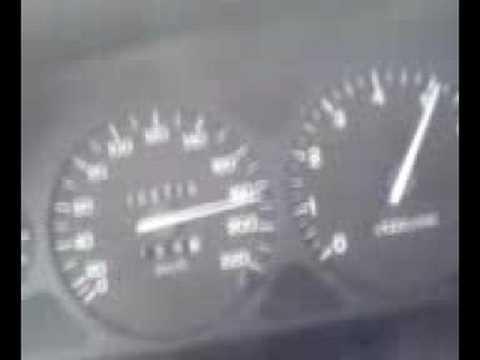 Daewoo Leganza Se. Daewoo Leganza speed