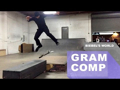Brandon Biebel | GRAM COMP #6