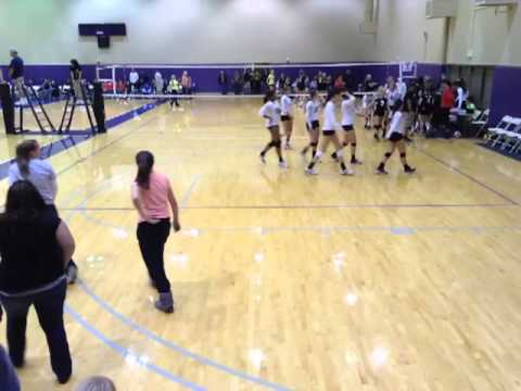 SIVA 18 National Vs N Clackamas 18 Black