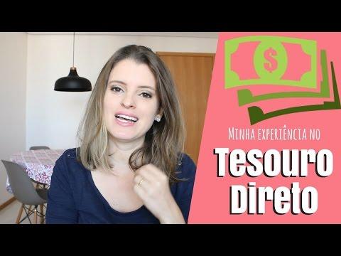 TESOURO DIRETO Minha experiência #1