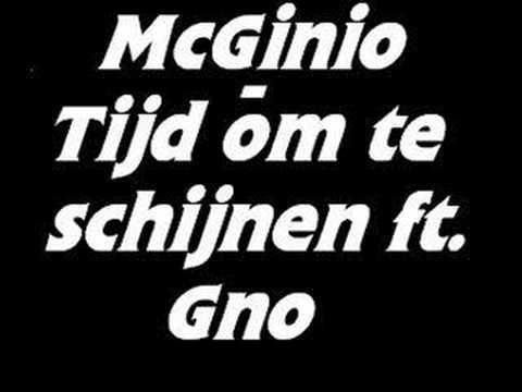 McGinio - Tijd om te schijnen ft. G-no