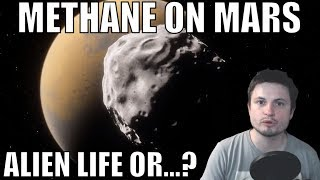 NASA Confirms Methane on Mars - But Does That Mean Life?