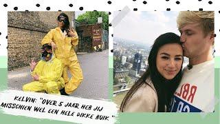 NINA OP REIS met KALVIJN in Londen #3    NINA WARINK