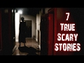 7 Of The Most Horrifying TRUE Scary Stories Found On The Internet | Best LetsNotMeet Horror Stories