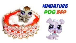 Miss artie craftie viyoutube diy lps dog bed diy lps crafts stuff ccuart Images