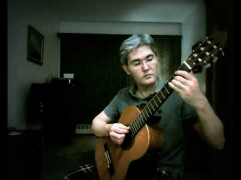 Michelle (The Beatles); Classical Guitar