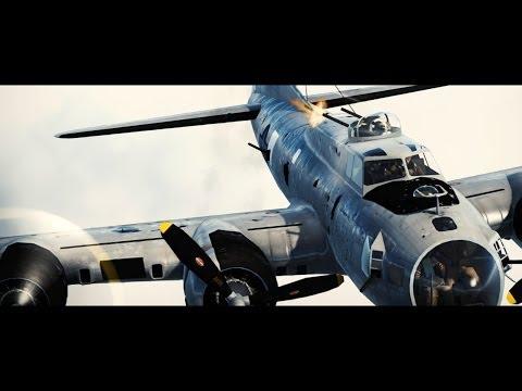 B-17 The Way Home - A War Thunder Short Film -
