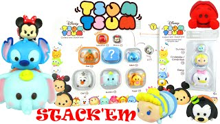 New Disney TSUM TSUM Stack