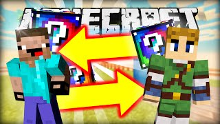 Minecraft LUCKY BLOCKS BATTLE - SACHEN TAUSCHEN SPECIAL!
