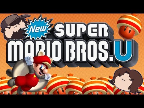 New Super Mario Bros U - Game Grumps