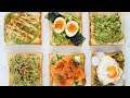 How to Make Avocado Toast (Recipe)アボカドトーストの作り方 (レシピ)