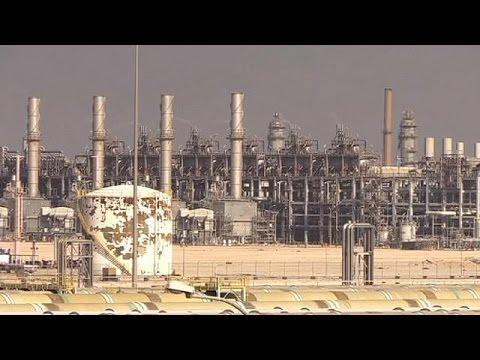 Preço do petróleo em queda - economy