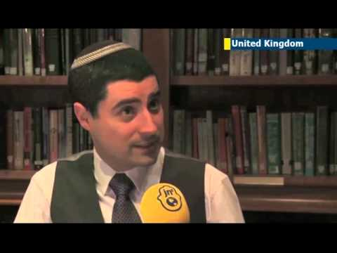 Gay London Rabbi