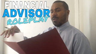 [ASMR] Financial Advisor Roleplay   Financial Planner with Pen Writing & Paper Sounds (Soft Spoken)