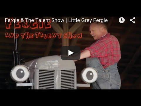 Fergie & The Talent Show | Little Grey Fergie