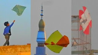 Kite Flying Passion in Pakistan 2018