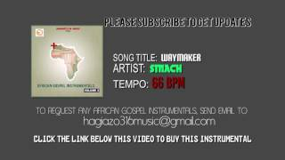 Kevin Durham Way Maker Instrumental Originally Performed By Sinach
