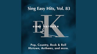 Starry Eyed Karaoke With Background Vocals In The Style Of Ellie Goulding