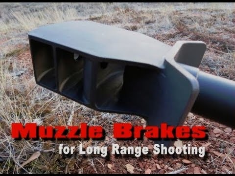 SNIPER 101 Part 56 - Muzzle Brakes for Long Range Rifles