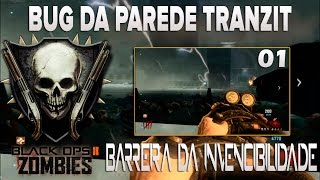 CoD Black Ops 2 - (Zombies/Tranzit) - Bug da parede.