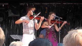 Alexander Rybak Maria Str M Slyngstad Duett Farsund 8 7 2011