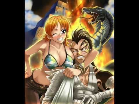 one piece nami amv