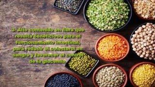 Los beneficios de incluir legumbres a tu dieta