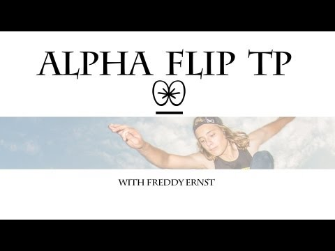 How To Alpha Flip