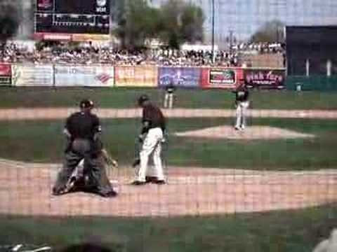 Barry Bonds homerun Video