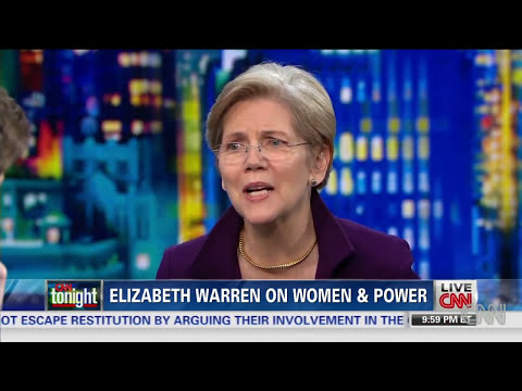 Elizabeth Warren: System's 'rigged' against middle class