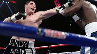 Andy Ruiz Jr. vs. Tor Hamer