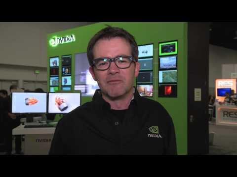 NVIDIA GRID™ vGPU™ at Citrix Synergy 2013