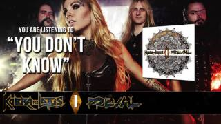 KOBRA AND THE LOTUS - You Don't Know (audio)