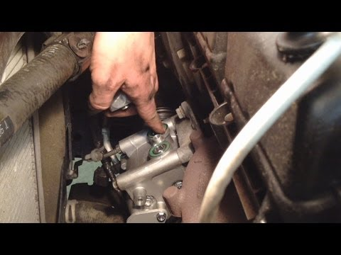 Ford Five Hundred A/C Compressor Replacement