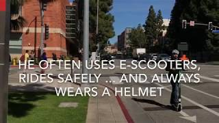 UCLA study analyzes public health impact of electric scooters | UCLA Health News