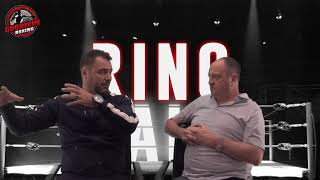 RING TALK - EPISODE 34 - Goodwin Boxing - 12th September 2018