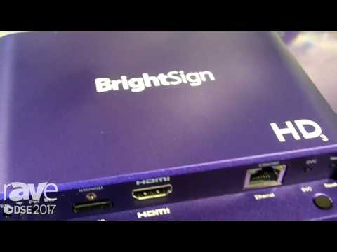 DSE 2017: BrightSign Presents New Series 3 and OPS Digital Signage Players