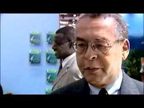 Basil Smith, Director of Tourism, Jamaica Tourist Board @ WTM 2007